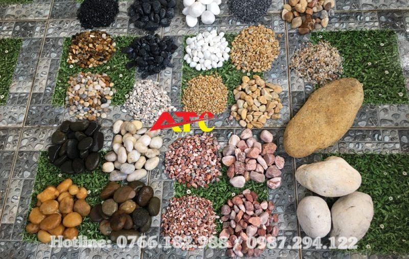 cung cấp đá sỏi sân vườn hà nội